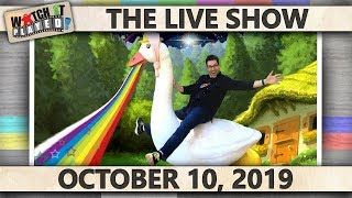 The IT'S LIVE Live Show - October 10, 2019