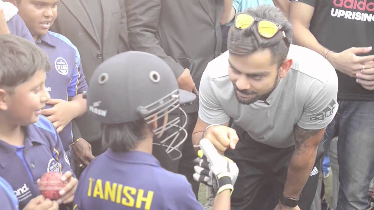 Virat Kohli for Adidas Uprising - YouTube a6c24d79dc06