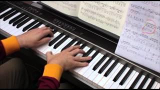 ABRSM Piano 2015-2016, Grade 8, Allegro moderato, Grieg, B2
