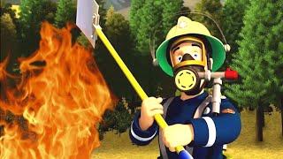 Feuerwehrmann Sam Deutsch Neue Folgen 🔥Elvis bekämpft das Feuer 🚒 Zeichentrick für Kinder