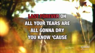 Time, Love And Tenderness in the style of Michael Bolton, karaoke video with lyrics