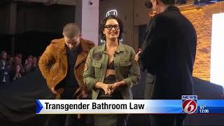 Transgender bathroom law