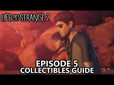 Life Is Strange 2: Episode 5 - All Collectibles Guide - Speck Of Dust Achievement/Trophy