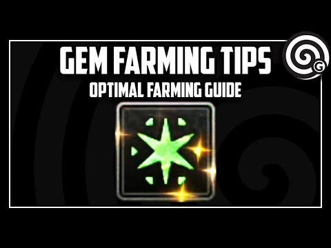 Monster Hunter World | Gem & Ruby Farming Tips - Optimal Material Farming
