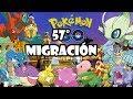 ¡57° MIGRACIÓN DE HOEN! LOS MEJORES NIDOS DE LIMA - PERÚ! | Pokemon GO