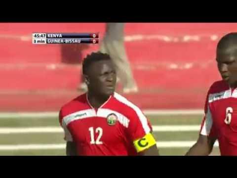 Quénia 0 - 1 Guiné-Bissau (CAN Q 2017 GABON)