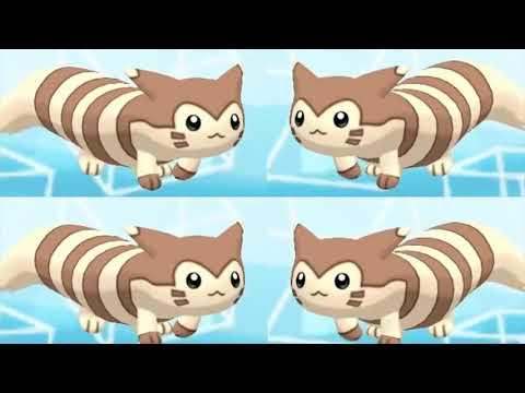 Furret Walk - Full Song (1 Hour)