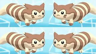 furret walk - full song (1 hour)
