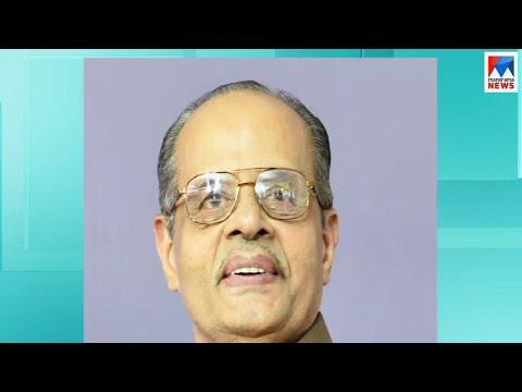 നിയമപണ്ഡിതന് എന്.ആര്.മാധവമേനോന് അന്തരിച്ചു | N R Madhava Menon | Discussion