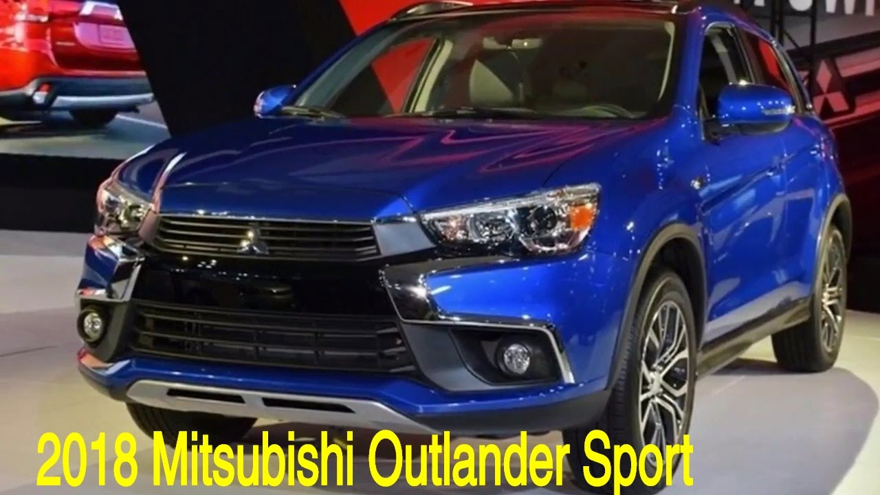 2018 Mitsubishi Outlander/ASX Hybrid Price, Specs and Release Date
