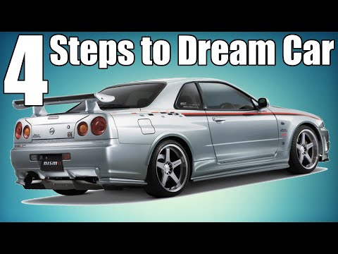 4 Steps to Buy Your Dream Car in Your 20's!