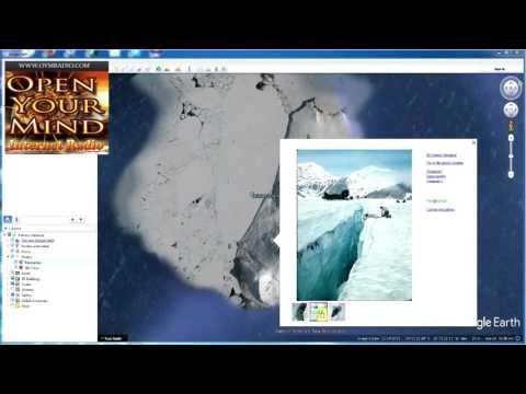 Open Your Mind (OYM) Radio - Partial Disclosure Regarding Antarctica? - 23rd July 2017