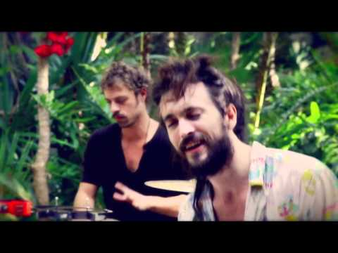 "Edward Sharpe & the Magnetic Zeros ""Carries On"" Live Acoustic"