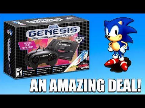 Carmen - You Can Now Pre-Order Your Sega Genesis Mini