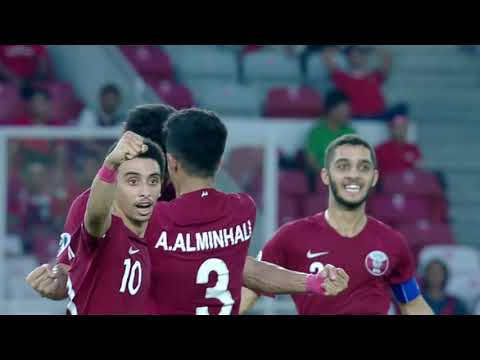 Qatar 7-3 (aet) Thailand (AFC U19 Indonesia 2018 : Quarter Final)