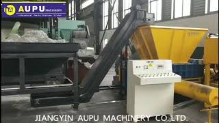 AUPU High Speed Aluminum Press Machine