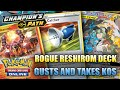 RESHIRAM AND ZEKROM GX DECK IS PRETTY GOOD AND WINS FROM ADP!? (Pokemon TCG)