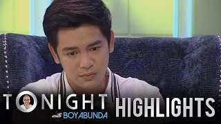 TWBA: Joshua sheds tears as he opens up about his misunderstanding with Julia