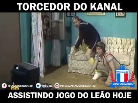 Torcedor do KANAL Jogo Fortaleza x Guarani (J)