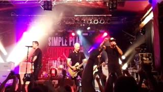 Gambar cover Simple Plan // shut up // Berlin Mai 2016