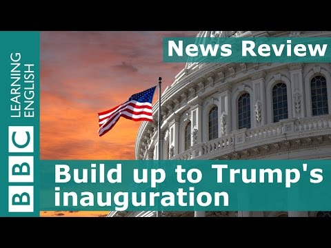 BBC News Review: Build up to Trump