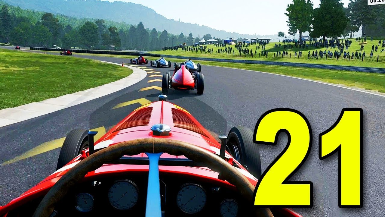 the birth of grand prix forza 7 career mode part 21 youtube. Black Bedroom Furniture Sets. Home Design Ideas