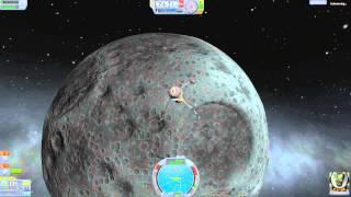 Kerbal Space Program - Munar Express Cheats Challenge