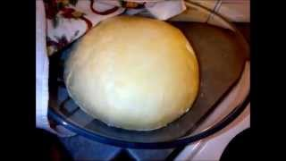 How To Make Basic White Bread With My New Kitchen Aid Mixer With Recipe They Give When You Buy Mixer