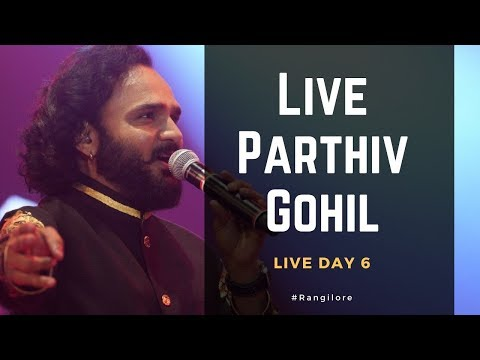 Day 6 | Parthiv Gohil at Rangilo Re | Garba Live | Mumbai Navratri 2018