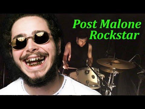 Post Malone - Rockstar - feat. 21 Savage - Drum Remix  - Zach Ziomek
