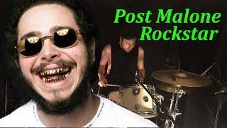 Post Malone - Rockstar - feat. 21 Savage - Drum Remix  - Zach Ziomek Video