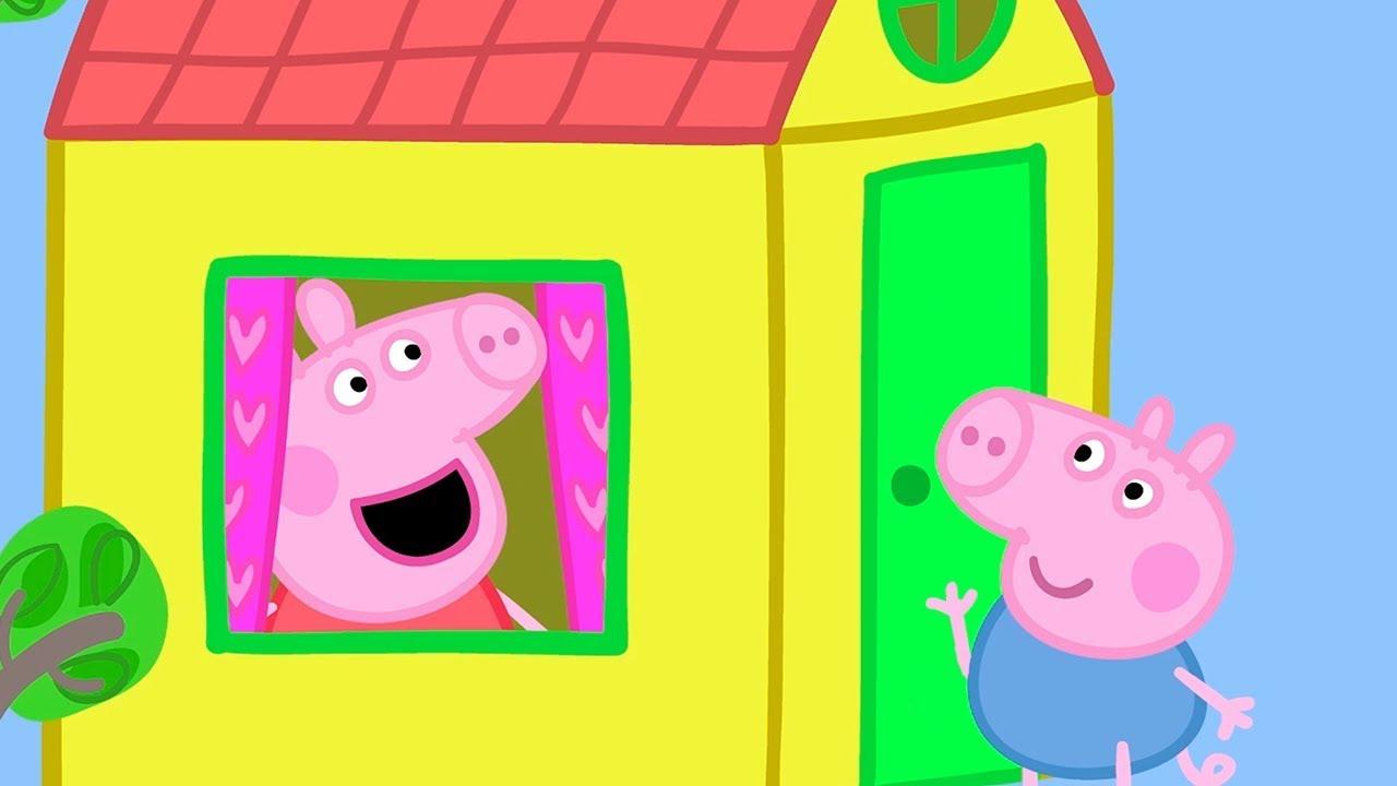 Download Peppa Pig in Hindi - The Tree House - हिंदी Kahaniya - Hindi Cartoons for Kids