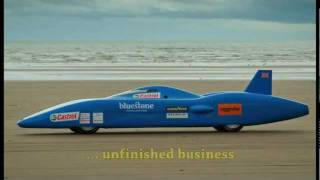 Bluebird Electric Land Speed UK Record Attempt