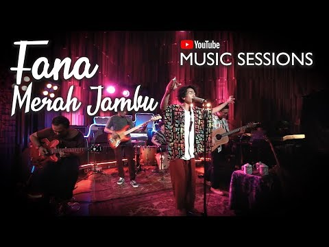 Fourtwnty - Fana Merah Jambu (Youtube Music Sessions)
