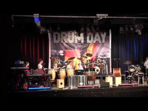 Drum Day 2015 Hamburg - Schüler