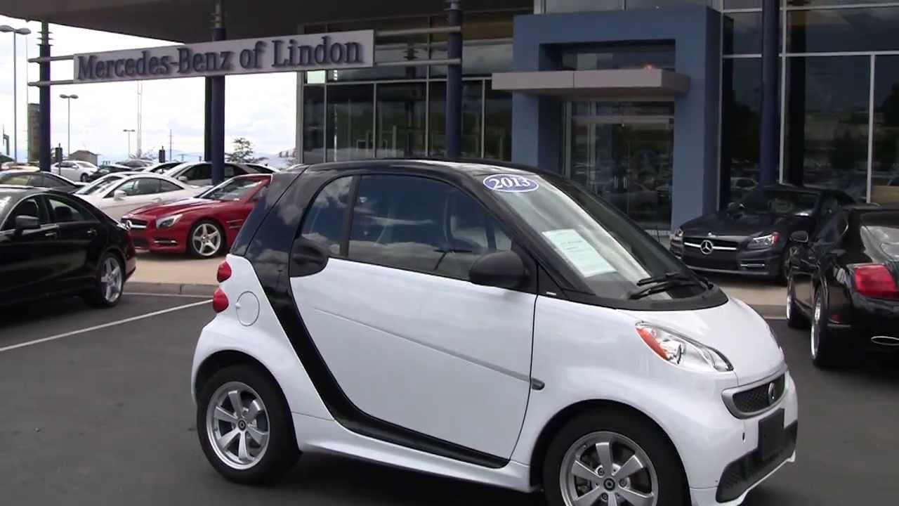 Smart Car 2013 Passion Dk593785p
