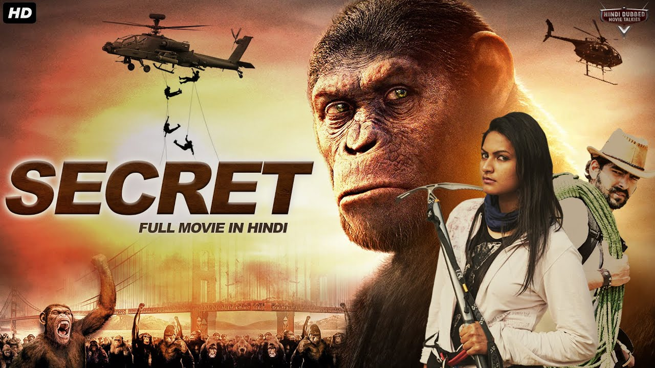 SECRET - Hindi Dubbed Full Action Romantic Movie |South Indian Movies Dubbed In Hindi Full Movie