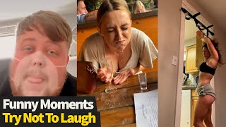 TRY NOT TO LAUGH!    Fails & Funny Moments! 🤣😂