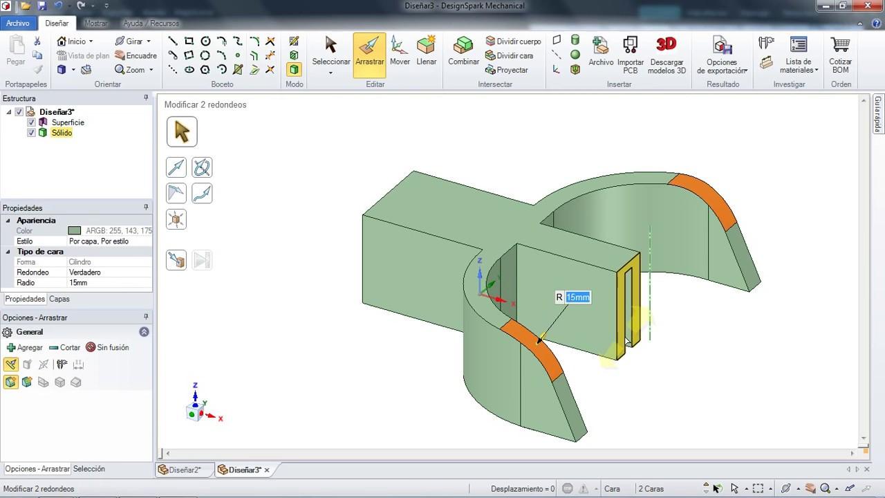 Best free CAD program. DIY 3D printed - YouTube