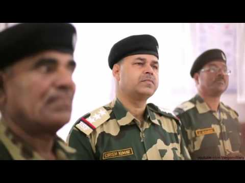 Bsf India's First Line Of Defence