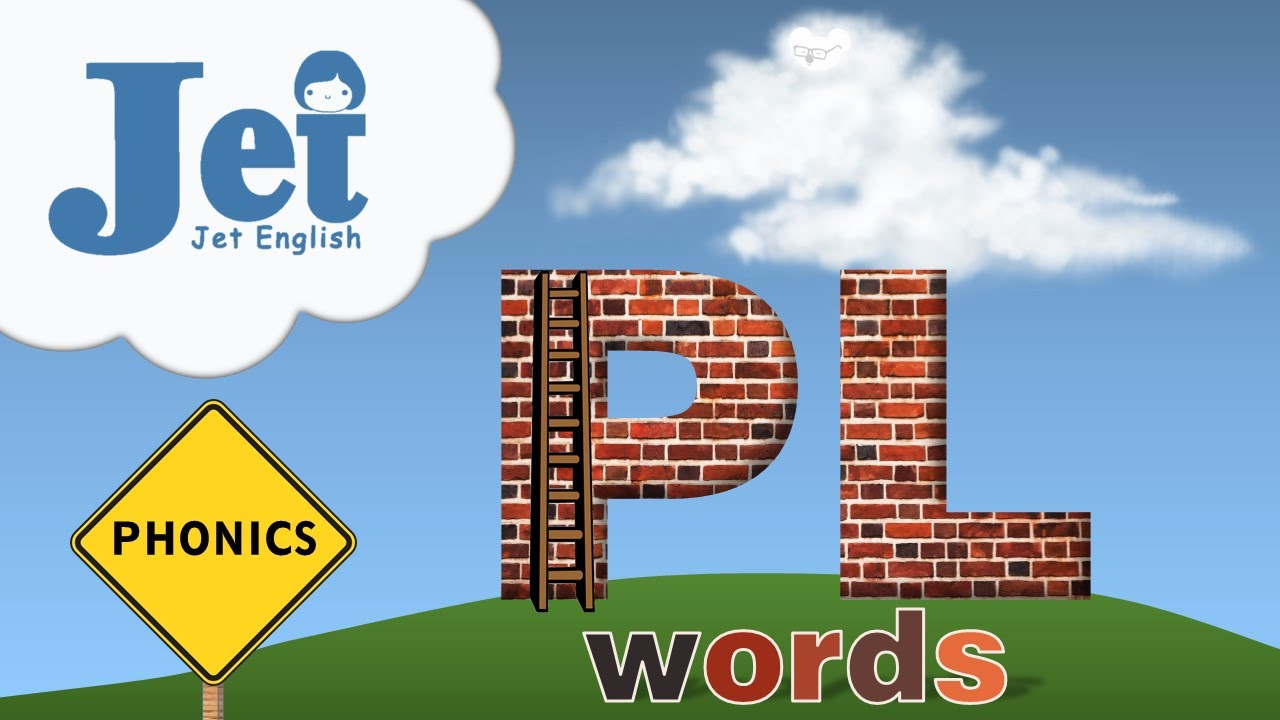 Phonics: PL Words - YouTube