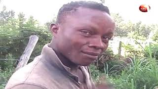 Police in Murang'a investigating incidents where two persons were brutally murdered