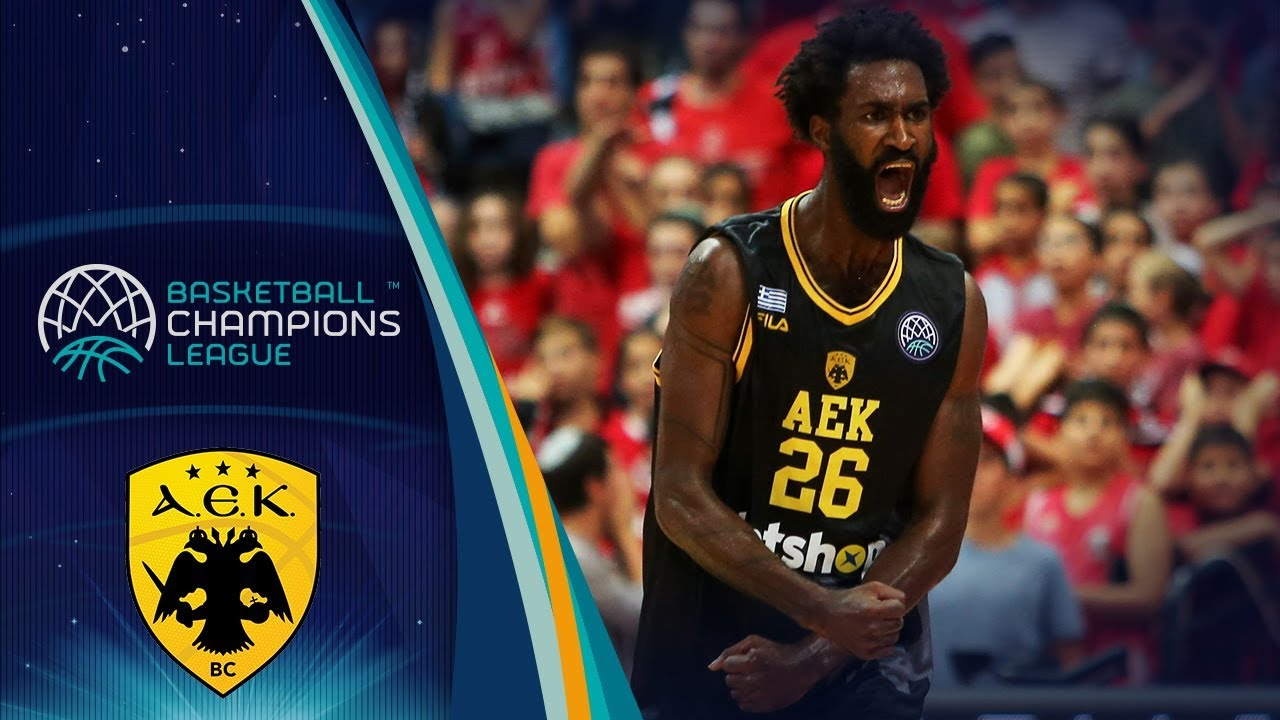 Howard Sant-Roos (AEK) | Highlight Tape | Basketball Champions League 2019