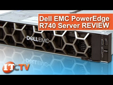 REVIEW: Dell EMC PowerEdge R740 Server | IT Creations - YouTube