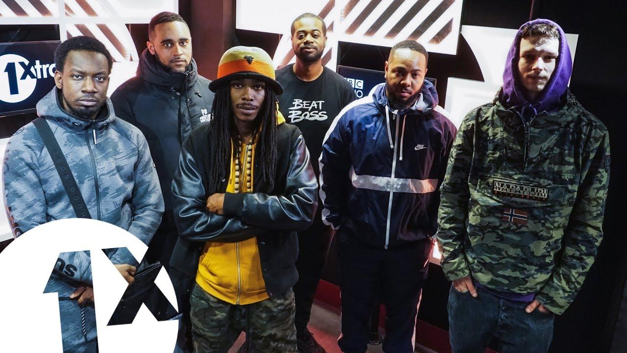 Blay, Buggsy, Jammz, Mayhem NODB & Jack Dat on Sir Spyro's Grime Show
