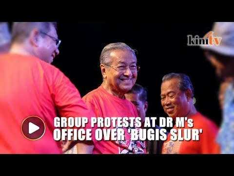 Bugis group calls for Dr M to apologise over remarks