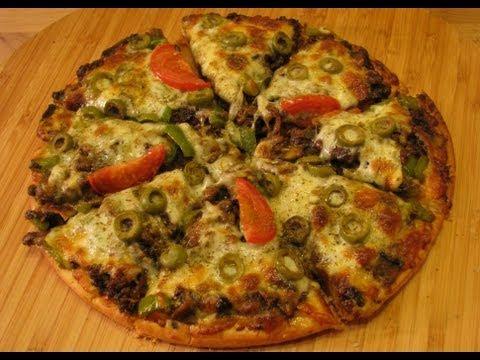 Pitza Pizza Recipe پیتزا Youtube