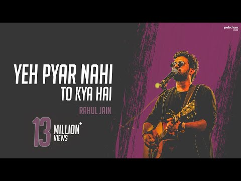 Yeh Pyar Nahi To Kya Hai - Title Song | Rahul Jain | Full Song | Sony TV Serial
