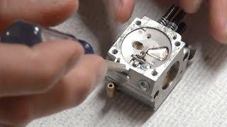 Stihl Carburetor Rebuild - Stihl 036