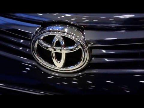 Toyota открытие СТО